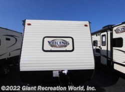 New 2017  Forest River  VIKING 14R by Forest River from Giant Recreation World, Inc. in Winter Garden, FL