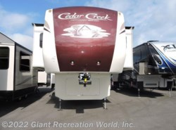 New 2017  Forest River Cedar Creek 38FL6 by Forest River from Giant Recreation World, Inc. in Winter Garden, FL