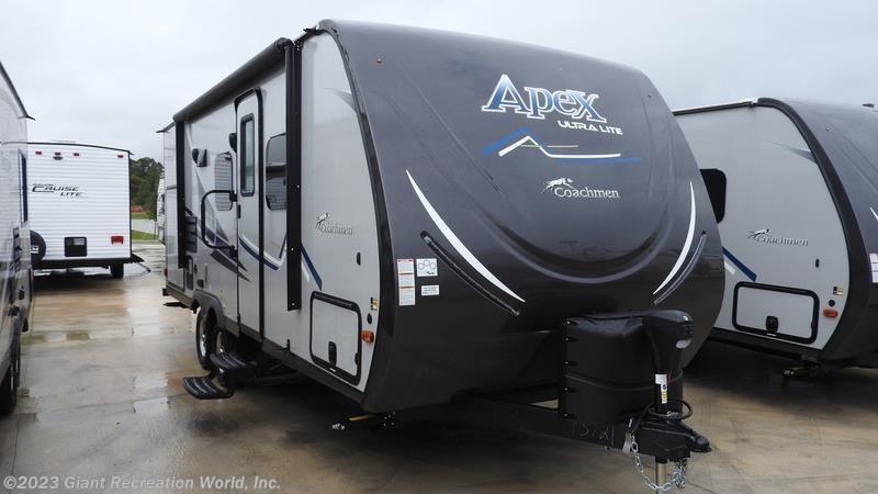 New 2018 Coachmen Apex 215RBK Available In Winter Garden, Florida