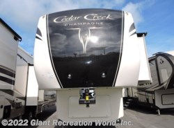 New 2017  Forest River Cedar Creek 38EL by Forest River from Giant Recreation World, Inc. in Ormond Beach, FL