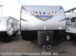 New 2017  Forest River Salem 27DBK by Forest River from Giant Recreation World, Inc. in Ormond Beach, FL