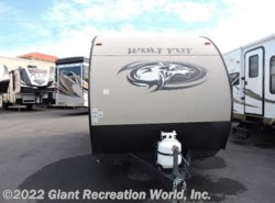 Used 2015  Forest River  WOLFPUP 16BH by Forest River from Giant Recreation World, Inc. in Ormond Beach, FL