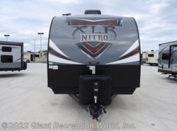 New 2017  Forest River  NITRO 28KW by Forest River from Giant Recreation World, Inc. in Ormond Beach, FL