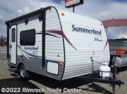 Used 2015  Keystone Springdale Summerland Mini  by Keystone from Rimrock Trade Center in Grand Junction, CO