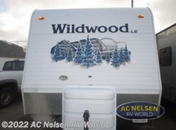 Used 2007  Forest River Wildwood LE 21FB by Forest River from AC Nelsen RV World in Omaha, NE