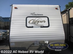 New 2017  Coachmen Clipper Ultra-Lite 17BH by Coachmen from AC Nelsen RV World in Omaha, NE