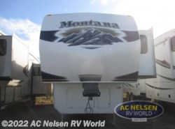 Used 2011  Keystone Montana 3580 RL by Keystone from AC Nelsen RV World in Omaha, NE