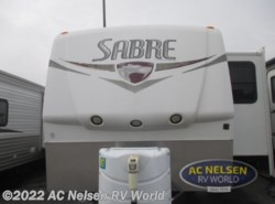 Used 2009  Palomino Sabre 31FKDS by Palomino from AC Nelsen RV World in Omaha, NE