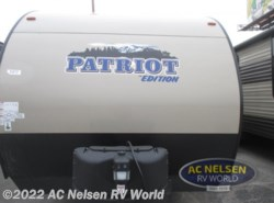 New 2018  Forest River  Patriot Edition 29TE by Forest River from AC Nelsen RV World in Omaha, NE