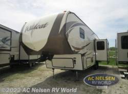 New 2018  Forest River Wildcat 28BH by Forest River from AC Nelsen RV World in Omaha, NE