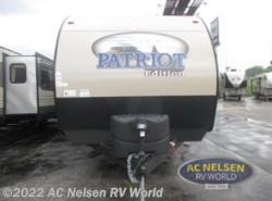 New 2018  Forest River  Patriot Edition 304R by Forest River from AC Nelsen RV World in Omaha, NE