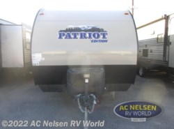 New 2018  Forest River Cherokee Grey Wolf 26DBH by Forest River from AC Nelsen RV World in Omaha, NE