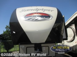 New 2018  Forest River Sandpiper 343RSOK by Forest River from AC Nelsen RV World in Omaha, NE