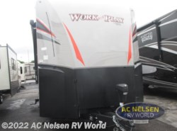 New 2018  Forest River Work and Play FRP Series 30WCR by Forest River from AC Nelsen RV World in Omaha, NE
