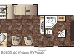 Used 2015  Forest River Cherokee 274RK by Forest River from AC Nelsen RV World in Omaha, NE