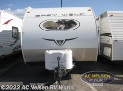 Used 2011  Forest River Cherokee Grey Wolf 26BH by Forest River from AC Nelsen RV World in Omaha, NE