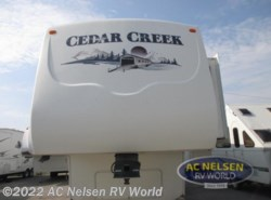 Used 2005  Forest River Cedar Creek 30 CKTS by Forest River from AC Nelsen RV World in Omaha, NE