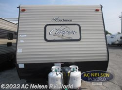 New 2018  Coachmen Clipper Ultra-Lite 21FQ by Coachmen from AC Nelsen RV World in Omaha, NE