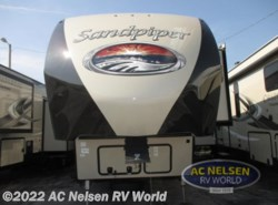 New 2018  Forest River Sandpiper 383RBLOK by Forest River from AC Nelsen RV World in Omaha, NE