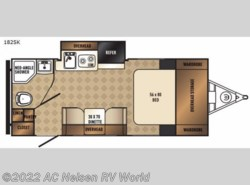 New 2018  Palomino PaloMini 182SK by Palomino from AC Nelsen RV World in Omaha, NE