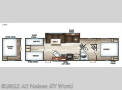 New 2018  Forest River Cherokee Grey Wolf 29TE by Forest River from AC Nelsen RV World in Omaha, NE