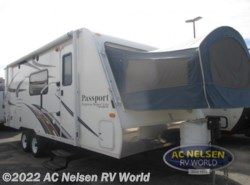 Used 2012  Keystone Passport Express SL 235EXP by Keystone from AC Nelsen RV World in Omaha, NE