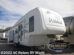 Used 2008  Forest River Wildcat 30LSBS