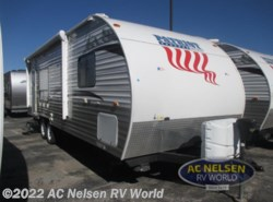 Used 2012  Forest River  Patriot Edition 25RL by Forest River from AC Nelsen RV World in Omaha, NE