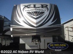 New 2017  Forest River XLR Thunderbolt 413AMP by Forest River from AC Nelsen RV World in Omaha, NE