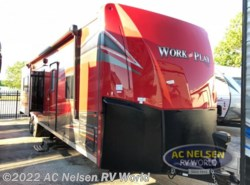 New 2018  Forest River Work and Play FRP Series 34WRS by Forest River from AC Nelsen RV World in Omaha, NE