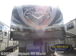 New 2018  Forest River XLR Thunderbolt 341AMP by Forest River from AC Nelsen RV World in Omaha, NE