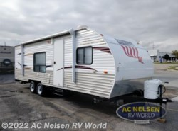 Used 2013  Forest River Cherokee Grey Wolf 25RR by Forest River from AC Nelsen RV World in Omaha, NE