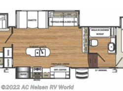 New 2019 Forest River Sandpiper 383RBLOK available in Omaha, Nebraska