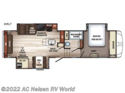 New 2019  Forest River Sabre 30RLT by Forest River from AC Nelsen RV World in Omaha, NE