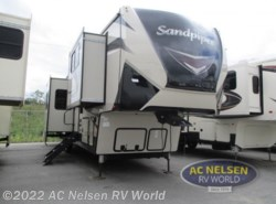 New 2019 Forest River Sandpiper 38FKOK available in Omaha, Nebraska