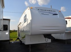 Used 2008  Coachmen Chaparral 277DS by Coachmen from Delmarva RV Center in Smyrna in Smyrna, DE