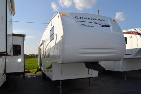 2008 Coachmen Chaparral 277DS