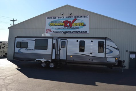 2018 Coachmen Catalina 333RETS