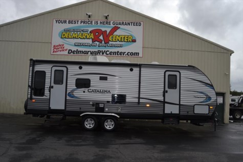 2018 Coachmen Catalina SBX 251RLS