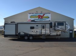 New 2017  Coachmen Chaparral 370FL by Coachmen from Delmarva RV Center in Milford, DE