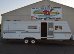Used 2004  Skyline Scout 296 by Skyline from Delmarva RV Center in Seaford in Seaford, DE