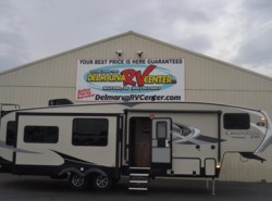 New 2017  Coachmen Chaparral 30RLS by Coachmen from Delmarva RV Center in Milford, DE