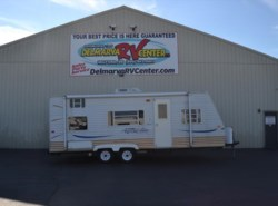 Used 2004  Gulf Stream Ameri-Lite 24QB by Gulf Stream from Delmarva RV Center in Milford, DE