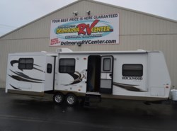 Used 2012  Forest River Rockwood Ultra Lite 2703SS by Forest River from Delmarva RV Center in Milford, DE