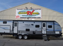 New 2019 Coachmen Catalina 323BHDSCK available in Milford, Delaware