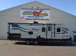 Used 2017  Keystone Bullet 277BHS by Keystone from Delmarva RV Center in Milford, DE
