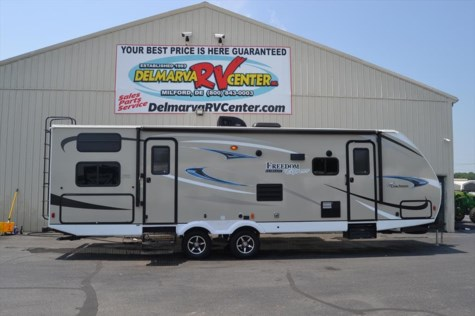 2019 Coachmen Freedom Express 287BHDS