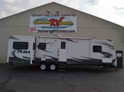 Used 2014  Palomino Puma 31RDSS by Palomino from Delmarva RV Center in Smyrna in Smyrna, DE