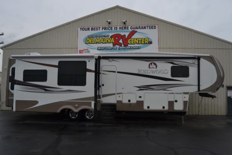 2012 Redwood Residential Vehicles Redwood 36RL