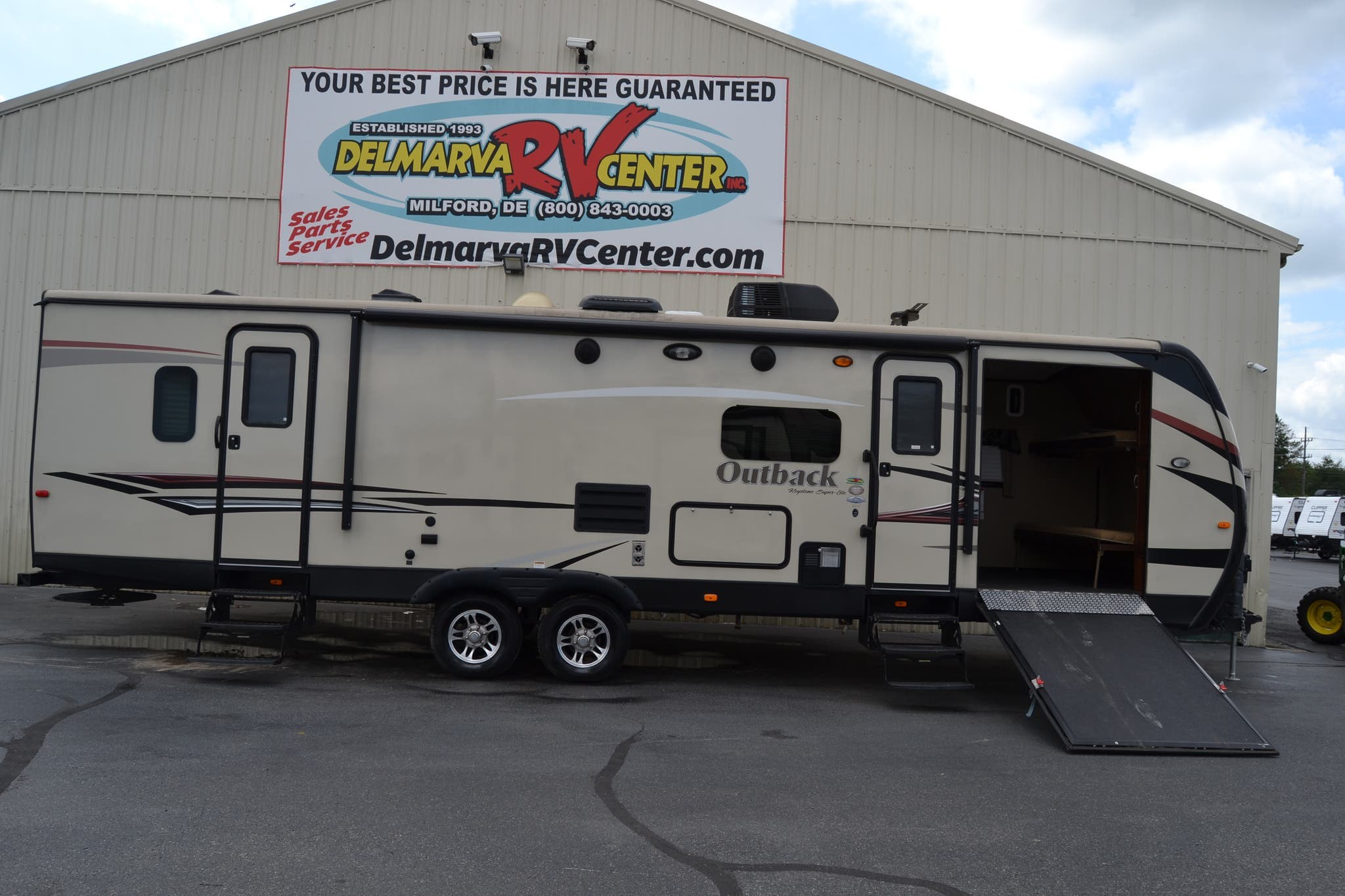 2014 Keystone RV Outback 310TB for Sale in Smyrna, DE 19977 | UM17109 |  RVUSA.com Classifieds
